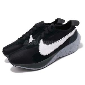 new arrival ad75f 28225 Image is loading Nike-Moon-Racer-Black-White-Grey-Mens-Running-