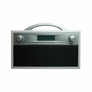 Elta Mp3 Pantalla Wlan Wetterinformation Lcd Despertador Radio Internet rvzqr8