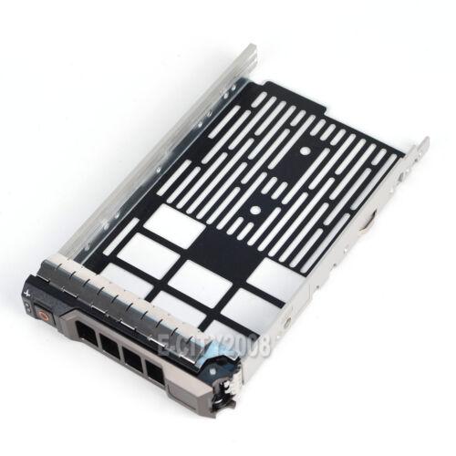 "3.5/"" SAS SATA HotSwap Hard Drive Tray Caddy F4 Dell PowerEdge T330 US Seller"