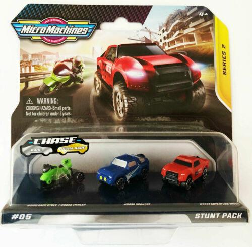 Micro Machines Starter Stunt Pack Brand New