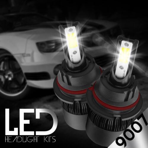 Details about  /XENTEC LED HID Headlight Conversion kit 9007 HB5 6000K 2002-2005 Dodge Ram 1500