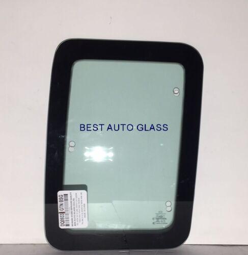 2000-2014 FORD F250 PASSENGER SIDE Rear Right  QUARTER WINDOW GLASS