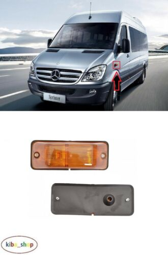 MERCEDES SPRINTER W906 2006-2013 NEW SIDE INDICATOR REPEATER LEFT N//S AMBER