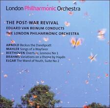 The Post-War Revival: Eduard Van Beinum conducts Arnold, Mahler, Beethoven, Brah