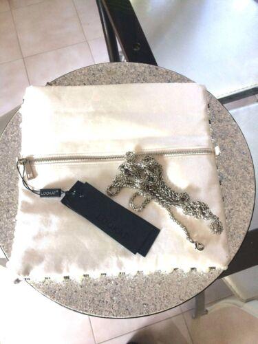 Avec Magnifique Sacoche Sac Strass Perler Bandouliere Mariage Couleur Blanc 0Z7qr0On