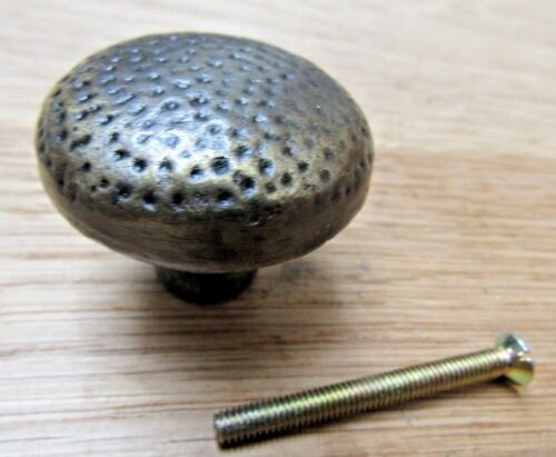 en fonte martelé battu armoire tiroir de cuisine poignées boutons de porte code 16
