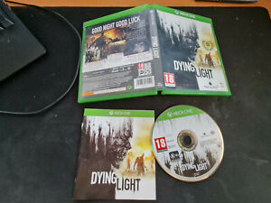 DYING LIGHT  - MICROSOFT - XBOX 360  - XBOX X - XBOX ONE (RC)