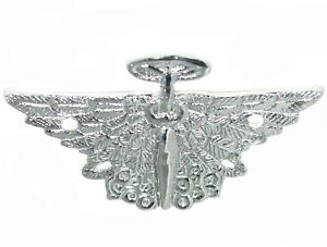 Austin-7-winged-Grill-Badge-Emblem-Motif-Ruby-Models-1934-to1938-Vintage-Car-AUD