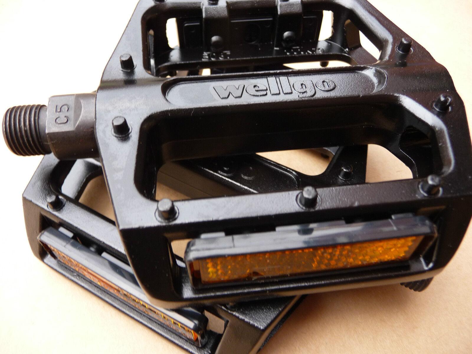 Wellgo alliage pédales VTT BMX DX type bore