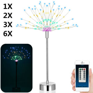 1-2-3-6X-Led-Starburst-Light-Firework-Fairy-Light-Night-Lamp-USB-Rechargeable
