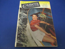 The Camera (Magazine)May 1951, 137 Pgs, Short Cut To Print Quality, One Man Show