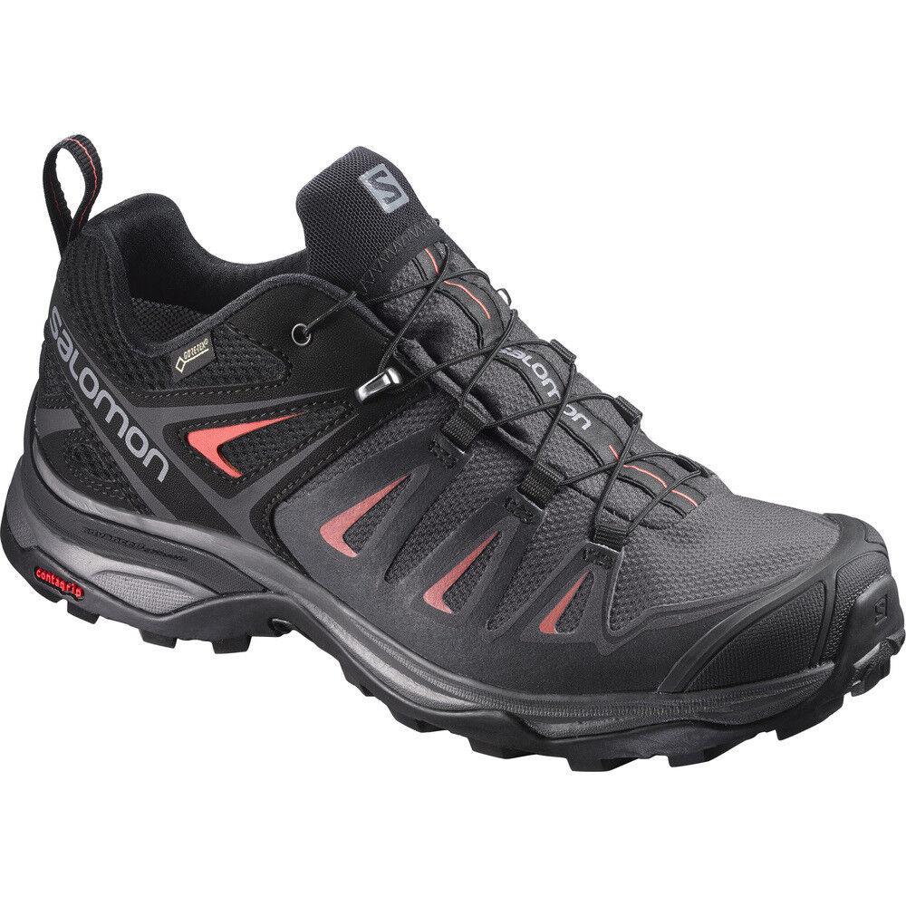 Scarpe donna hiking Salomon X ULTRA 3 GTX (gore-tex) - 398685