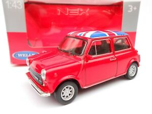 Mini Cooper 1300 Retro Toy Car Model Dad Boy Girl Friend Birthday