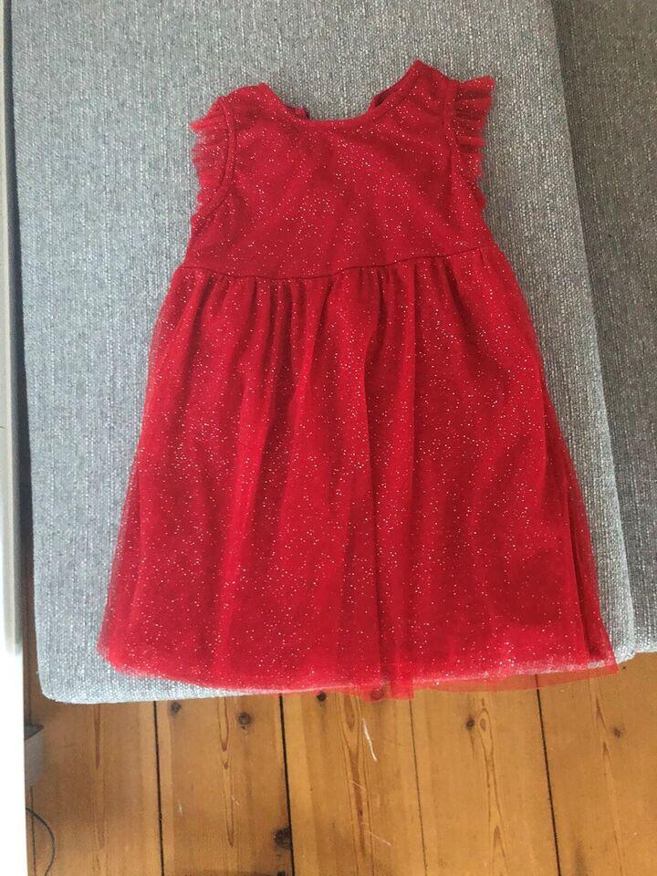 Kjole, Stropløs fest kjole , Miniature