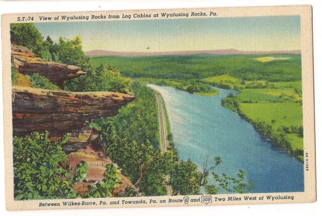 Pictures from Wyalusing Rocks Scenic Overlook Trail   MyHikes