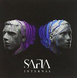 Safia-Internal-New-amp-Sealed-CD