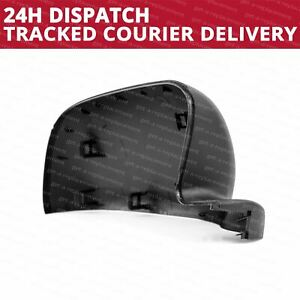 For Renault Kangoo wing mirror covers cap Black 2013-2019 Right Driver side