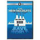 Recruits 0841887012386 With Rainn Wilson DVD Region 1