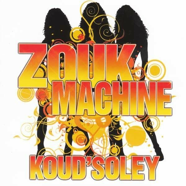 1312 // ZOUK MACHINE KOUD'SOLEY CD NEUF 12 TITRES