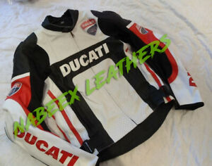 Ducati-Motorbike-Leather-Racing-Biker-Leather-Jacket-With-CE-Armors-Removable
