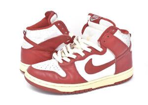 Nike-Dunk-High-St-Johns-University-Red