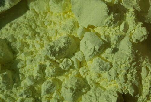 UK Stock 90g 1.8 KG Sulphur Powder  99.9/% pure  Premium Quality