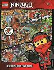 LEGO Ninjago: Spot the Samurai-Droid (A Search-and-Find Book) by Egmont Publishing UK (Paperback, 2015)