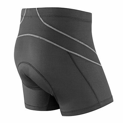 Tenn Mens Deluxe Padded Boxer Shorts Cycling Undershort
