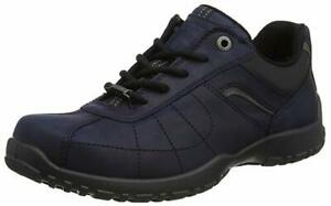 En En Hommes Uk Boxed 42 Marine Gtx Chaussures 8 Thor Cuir Neuf Nubuck Hotter Eu Cire roCxBde