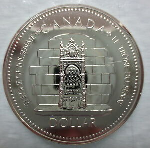 CANADA 1974 SPECIMEN COMMEMORATIVE SILVER DOLLAR COIN