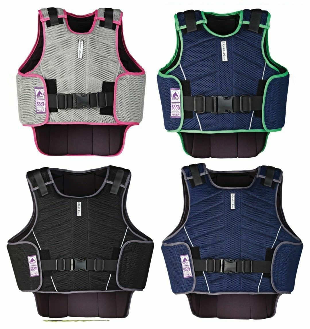 Harry Hall Zeus Body Protector beta beta Protector level 3 childs horse riding protector SALE 3eee3c