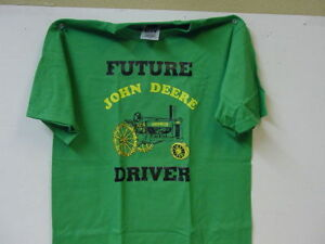 John Deere Kids Green '6R' T-Shirt Boys' Clothing (2-16 Years) Kids' Clothes, Shoes & Accs.