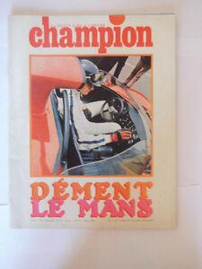 Revue-Champion-Le-Mans-N-17-Mai-Juin