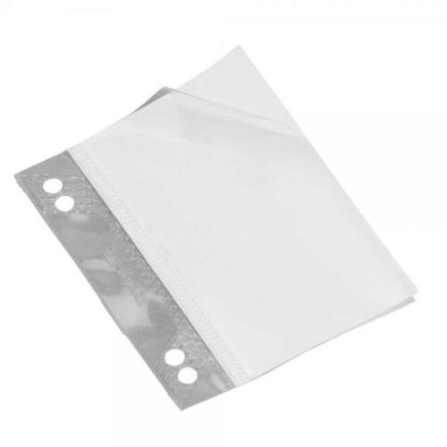 100 VELOFLEX Heftstreifen selbstklebend Doppelheftfix glasklar