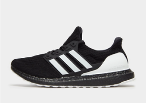bb6f76f56 adidas Ultra Boost DNA Black White Men s Trainers All Sizes Limited ...