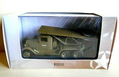 Atlas Editions Scala 1:43 #G031 DIE CAST TANK Dodge WC54