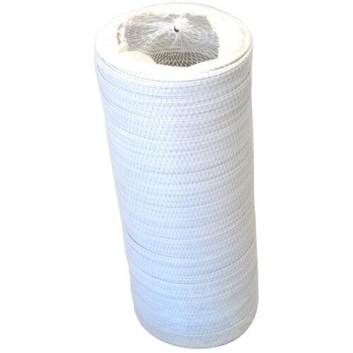 PVC-Abluftschlauch Fachhandel Trocknerschlauch Klima 6 m Meter Ø 127 mm
