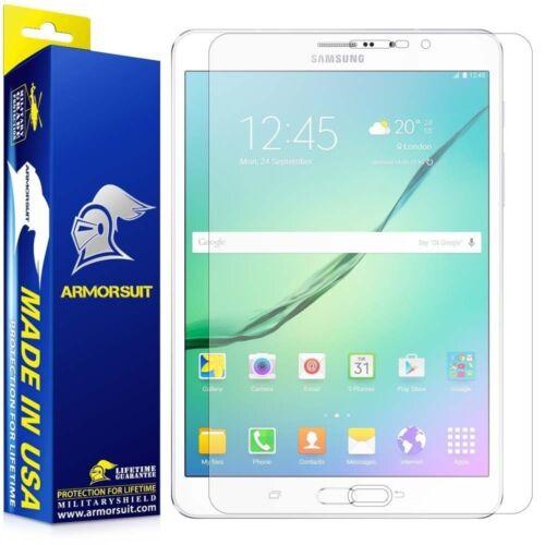 ArmorSuit MilitaryShield Samsung Galaxy Tab S2 8.0 Matte Screen Protector New