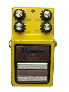 Maxon-FL-9-Flanger-Made-in-Japan-1982-Vintage-Guitar-Effect-Pedal