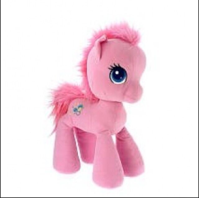 Hasbro My Little Pony Jumbo Plush Pinkie Pie Ebay