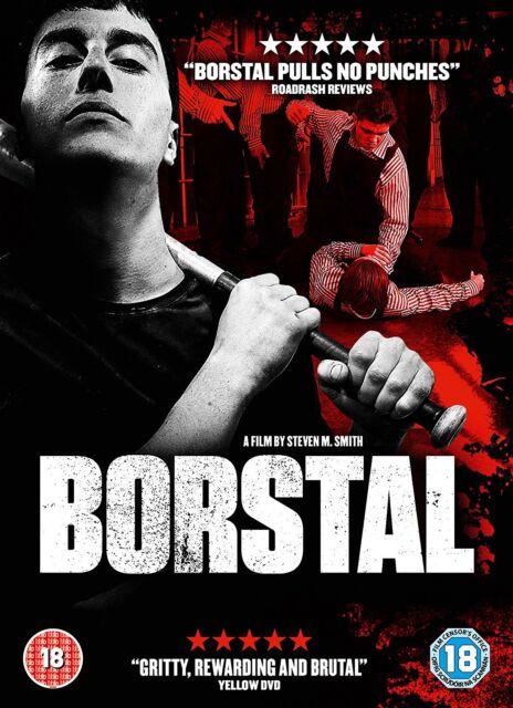 Borstal [DVD] Matthew Winters, Patrick Kilpatrick, Sonny Denham.