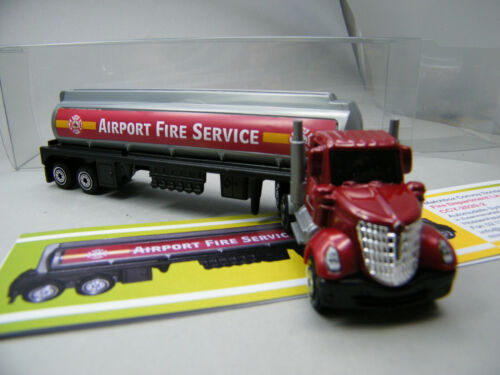 Matchbox Convoy 2020 CCY-2020-2 Feuerwehr Airport Fire Service 1 von 15
