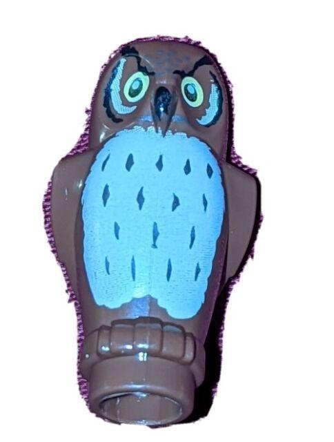 Angular Plain Bird Harry Potter Pet Animal ☀️NEW Minifig Blank BROWN OWL