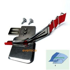 Machine-a-coudre-biais-galon-uni-Tape-Binder-dossier-attachement-avec-du-ruban-adhesif-Guide