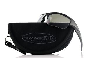3e9583e012b Image is loading New-WILEY-X-VALOR-Interchangeable-Matte-Black-Grey-