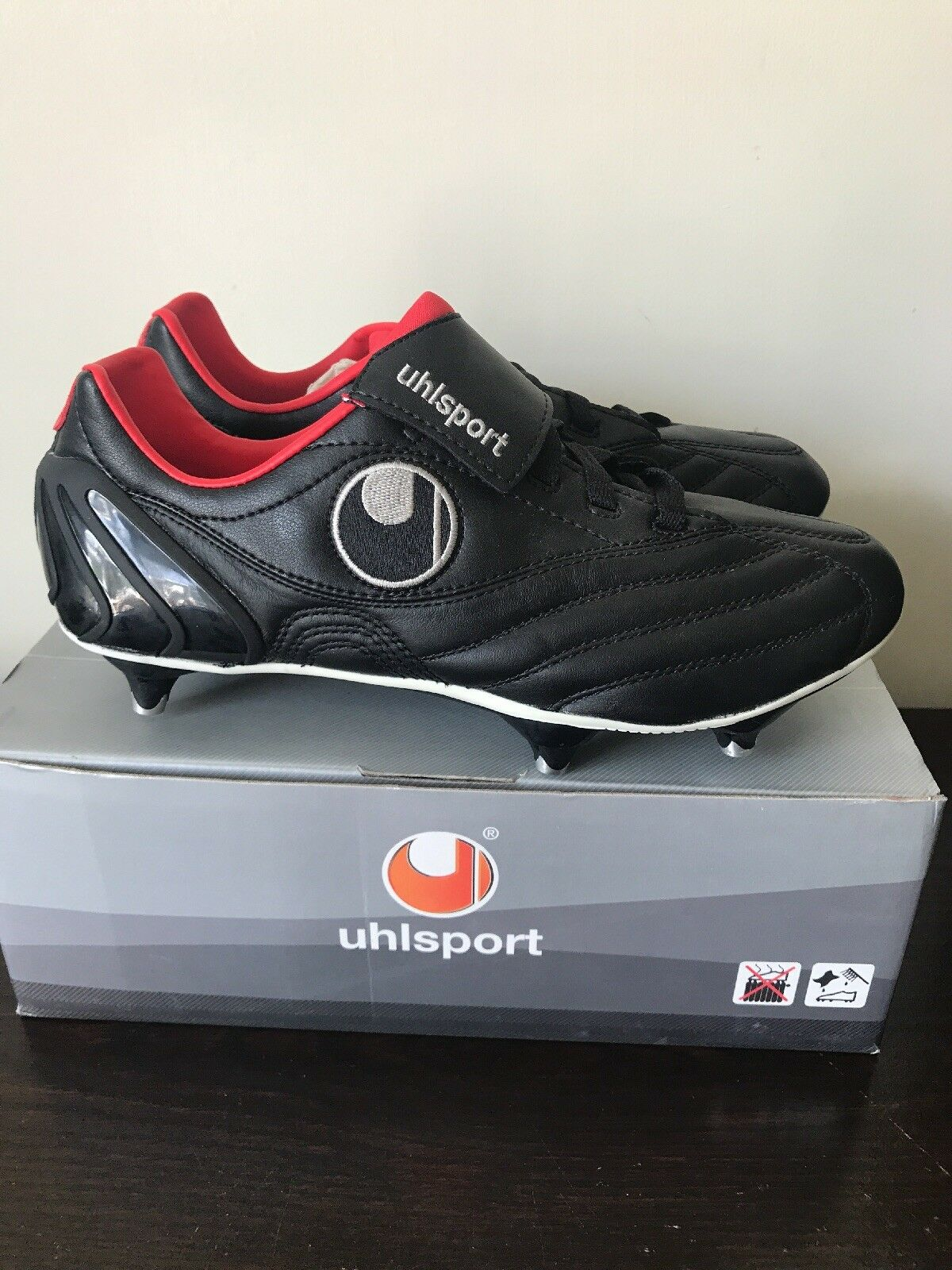 Uhlsport Football Boots Size 7