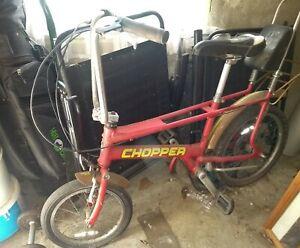 Raleigh Chopper Mk3 Bike Ebay