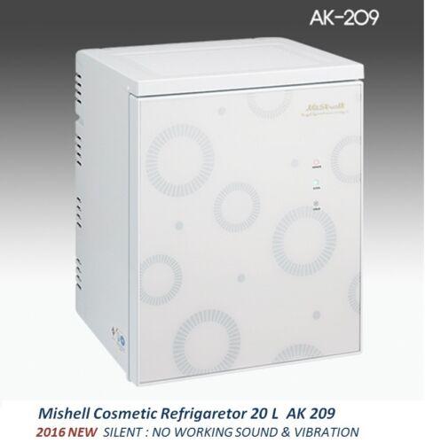 Nouveau Mishell cosmétiques réfrigérateur 20 l AK 209 Silencieux Design /& Smart Temp Control