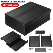 1007635mm Aluminum Pcb Instrument Box Enclosure Electronic Project Case Us