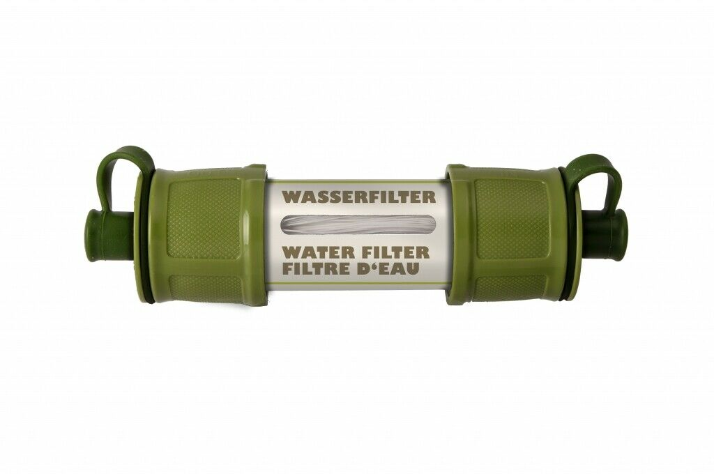 Basicnature Water Filter Water Filter 1ltr Minute Ultra-Light Travel Camping
